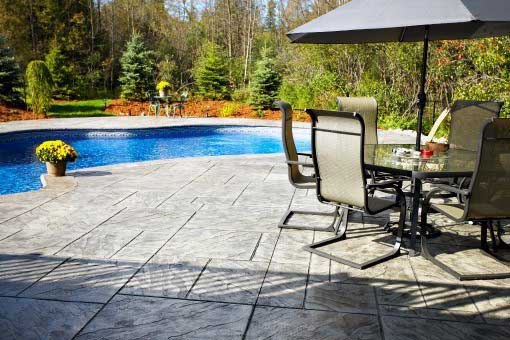 services concrete patios