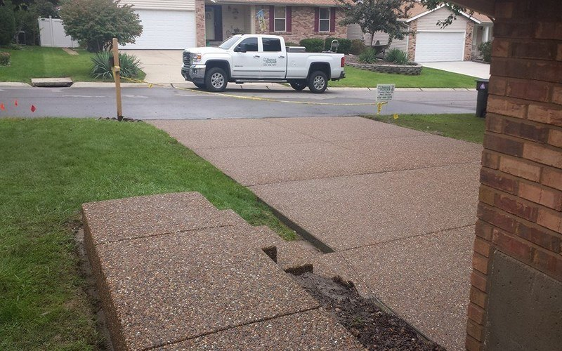 exposed aggregate concrete driveway (17)