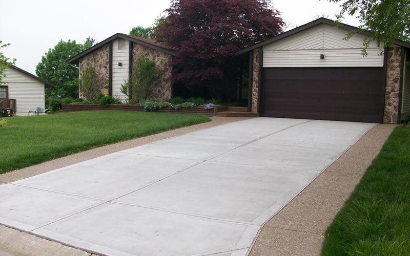 exposed aggregate concrete driveway (2)