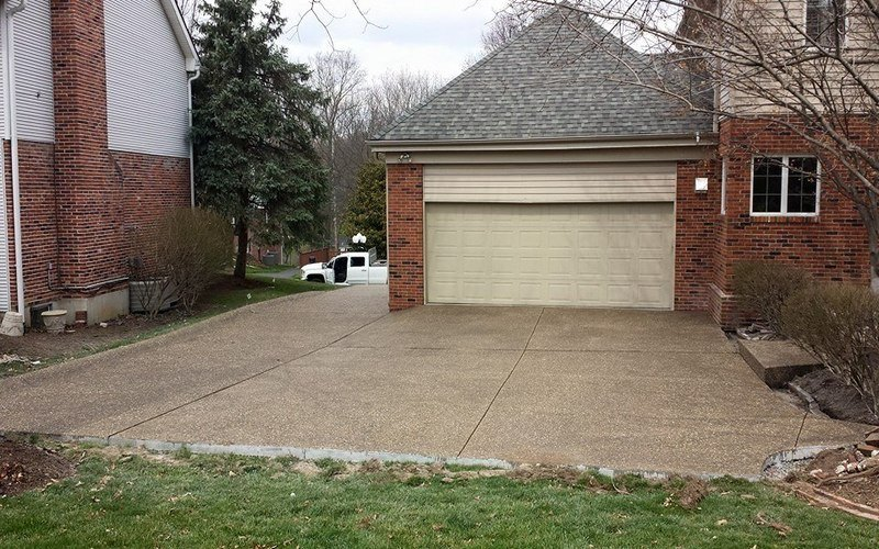 exposed aggregate concrete driveway (3)