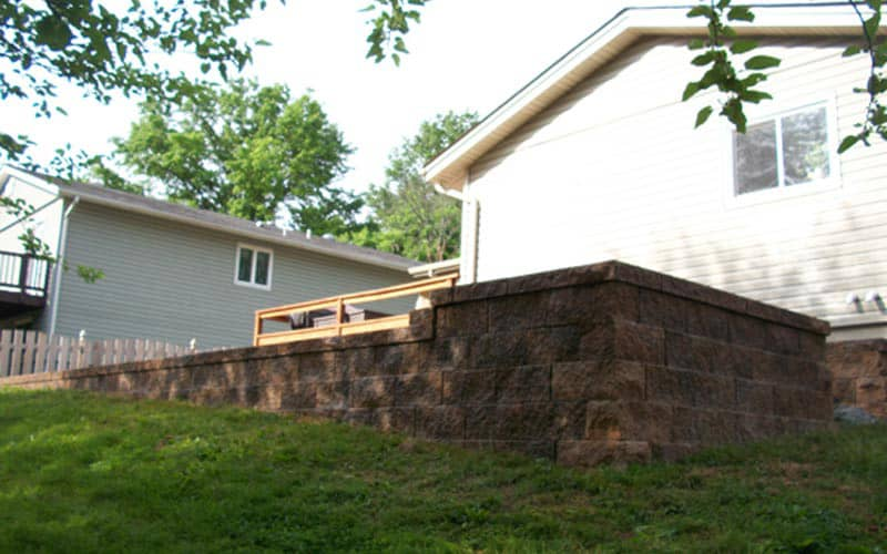 retaining walls (101)