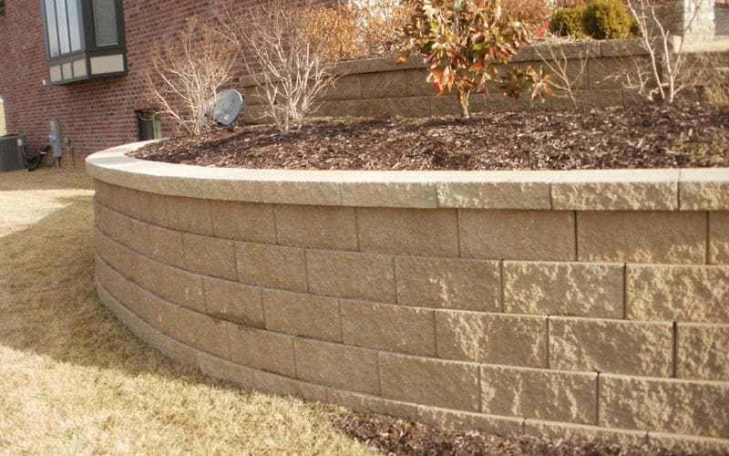 retaining walls (25)