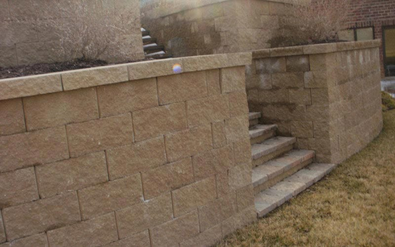 retaining walls (31)