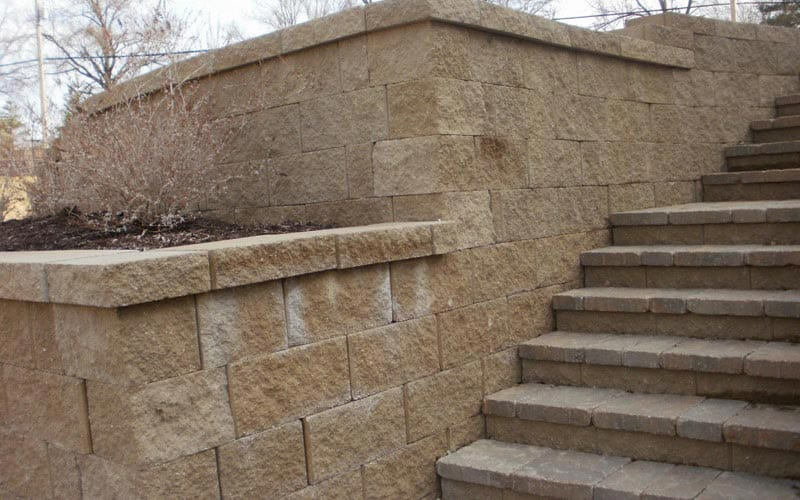 retaining walls (32)