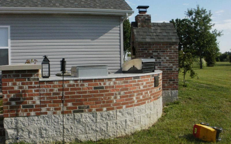 retaining walls (72)
