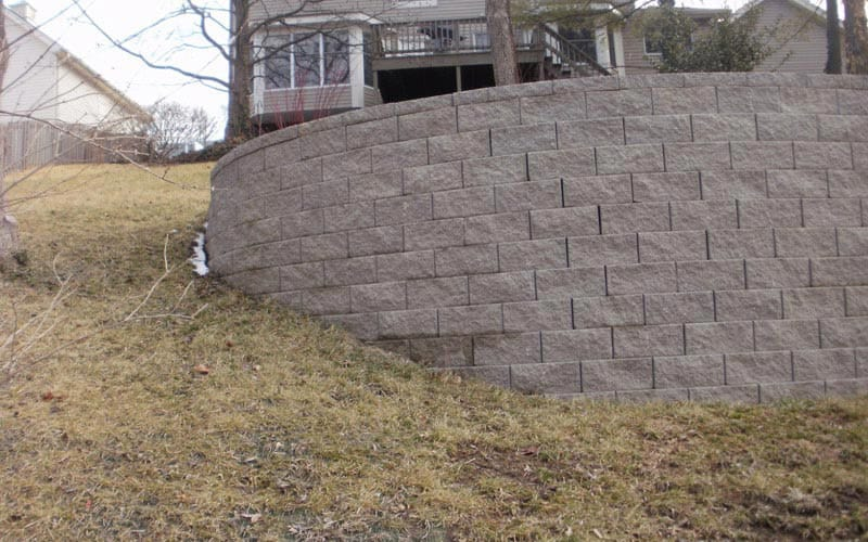 retaining walls in st louis mo