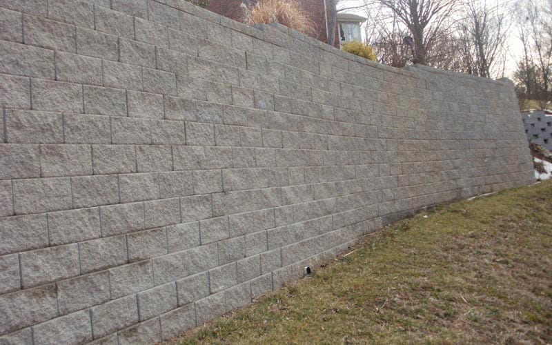 Retaining Walls – All