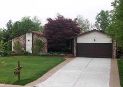 concrete driveway 41-4