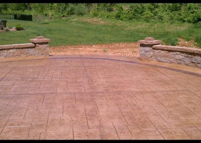large stamped patio in wentzville 54 2