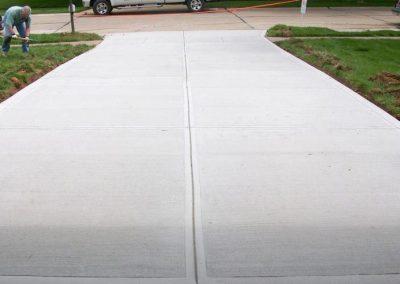 new concrete driveway 38-3