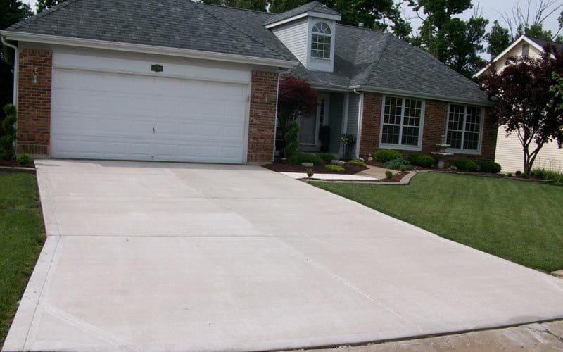 concrete services driveway