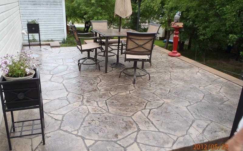 Stamped Patio 79 2