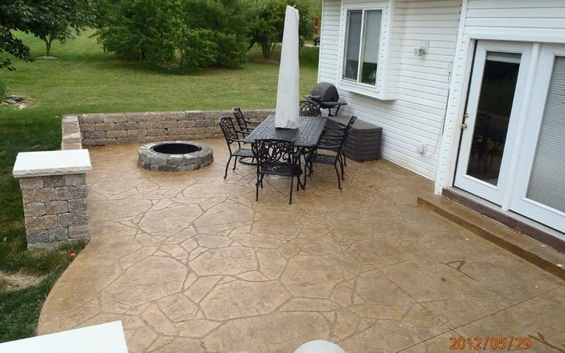 stamped patio 84 1