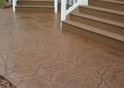 stamped patio colored concrete 76 2