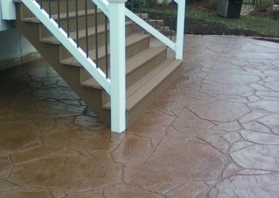 stamped patio colored concrete 77 2