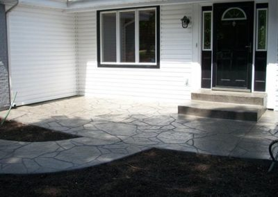 stamped patio walkway 52 3