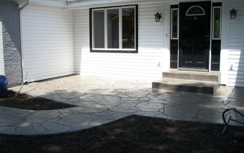 stamped patio walkway 52 3